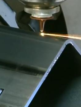Rohrlasermaschine