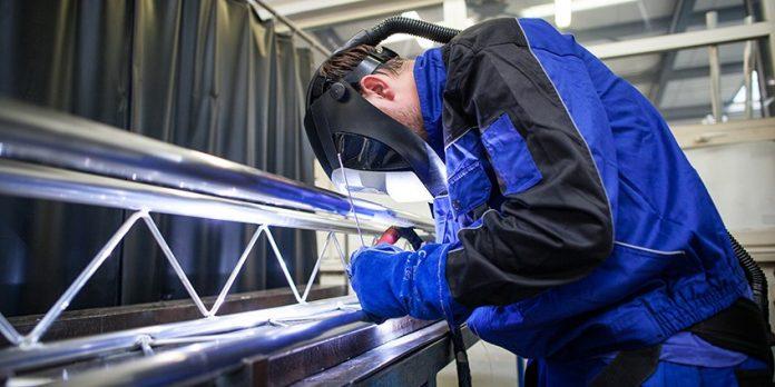 Anfertigung von Metallkonstruktionen