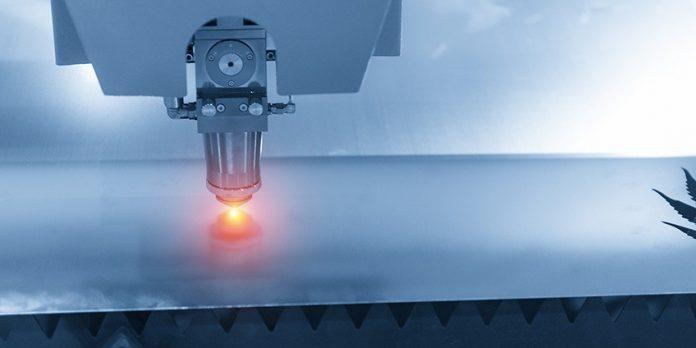 Laserschneiden von Aluminium