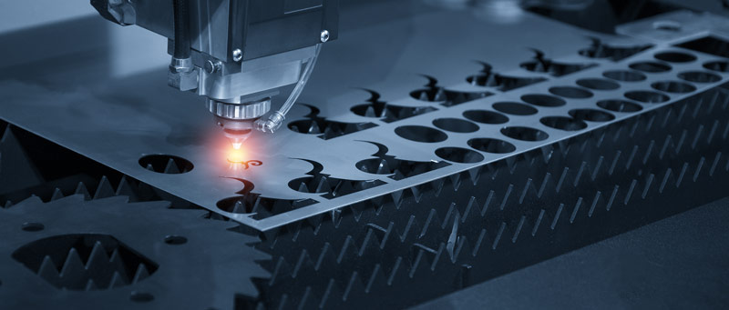 2D-Laserschneiden