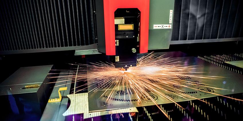 Laserschneid Unternehmen