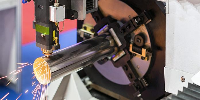 3D-Rohrlaserschneiden